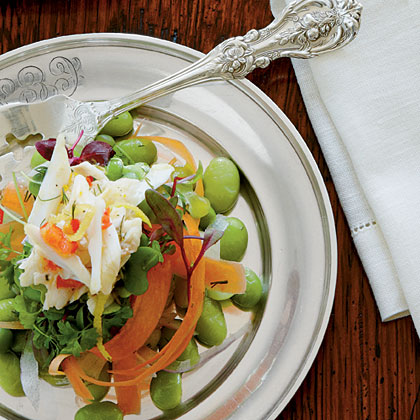 Spring-on-a-Plate Salads Recipe