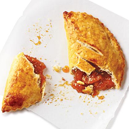 """Peach """"Fried"""" Pie"""