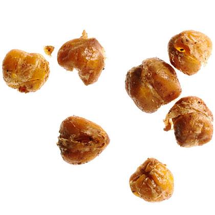 Roasted Chickpeas with Garam Masala