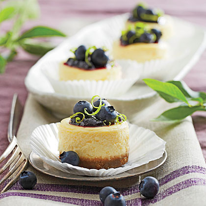 New Twists for Cheesecake
