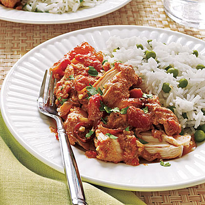 Count on your slow cooker to deliver this favorite Indian dish--savory Butter Chicken.Butter Chicken Recipe