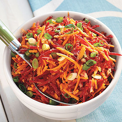 Carrot, Beet and Ginger SaladRecipe