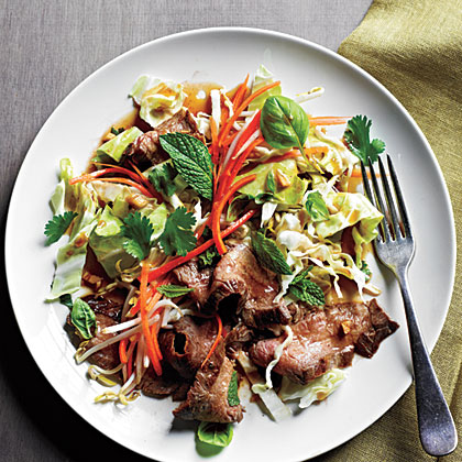 Thai Steak Salad Recipe | MyRecipes.com