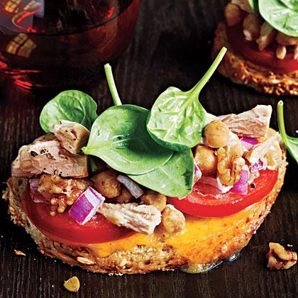 Tuna Salad Melt Recipe