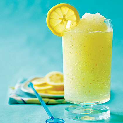 Grown-Up Frozen Lemonade