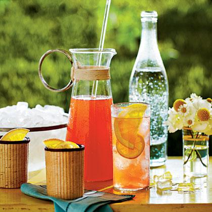 Sweet Tea Spritzer Recipe