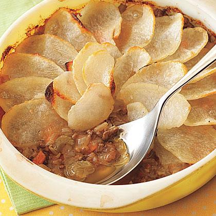 Beef and Potato Pie Recipe