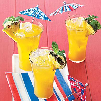 Pineapple Planter's Punch Recipe