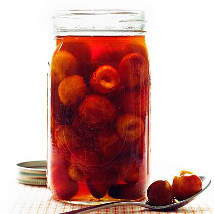 Brandied CherriesRecipe