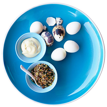 Japanese Deviled EggsRecipe