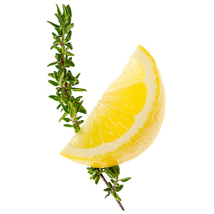 Lemon-Thyme Simple Syrup Recipe