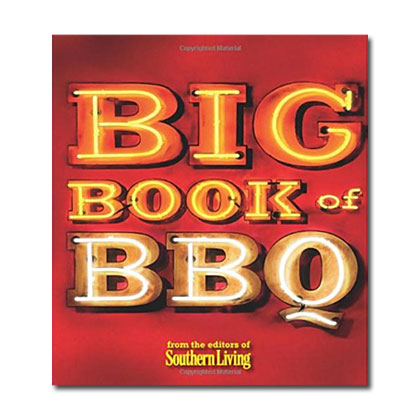 Southern Living Big Book of Barbecue