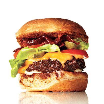 Bacon and Cheddar SlidersRecipe