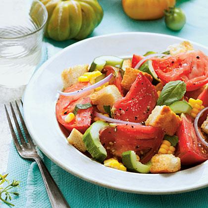 Tomato Panzanella Recipe