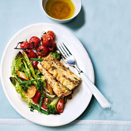 Super Vegetable Salad