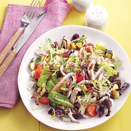 Balsamic Chicken SaladRecipe