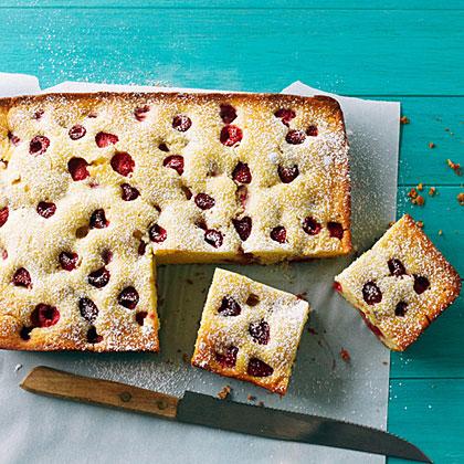 Buttery Raspberry Lemon Cake Recipe