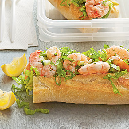 Shrimp RollsRecipe