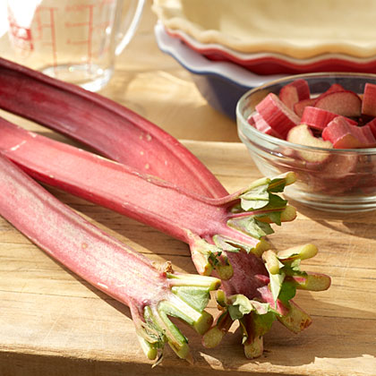 7 Ways With Rhubarb