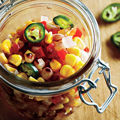Corn Chowchow Recipe