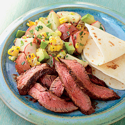 Mesquite Skirt Steak