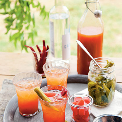Heirloom Bloody MaryRecipe