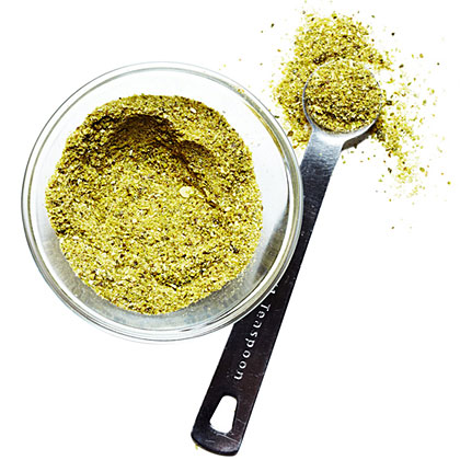 Chile Powder Recipe