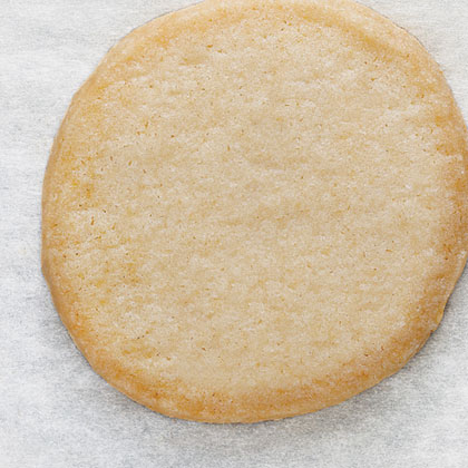 Icebox Butter Cookies Recipe