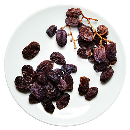 Raisins on the Stem