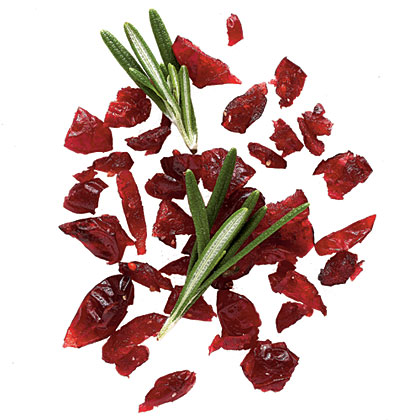 Rosemary-Berry Cookies