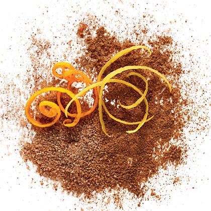 Spiced Sweet Tea Cookies