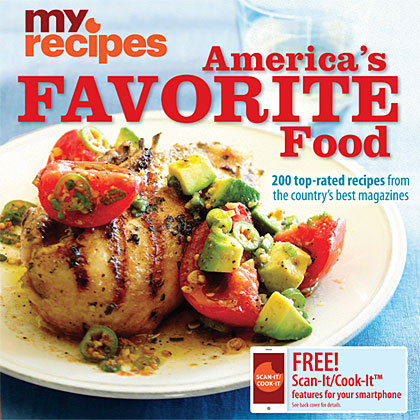 Taste even more of America's favorite top-rated recipes from the country's best magazines.Click here to order your copy of America's Favorite Food