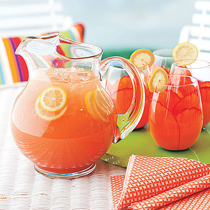 Guava Juice Slow Juicer : Sparkling Guava Punch Recipe MyRecipes