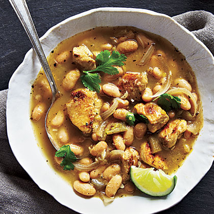 Fast Chicken Chili