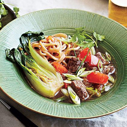 Sichuan Beef Soup Recipe