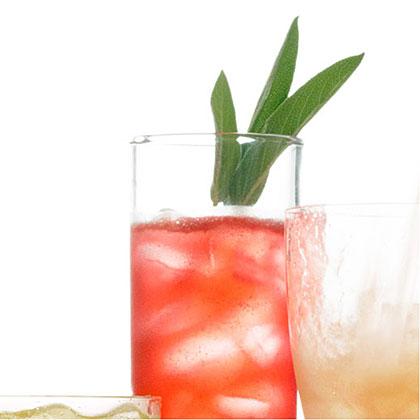 Blackberry-Sage Water