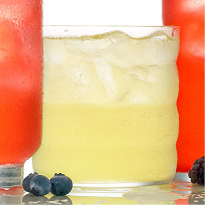 Pineapple-Mint Water
