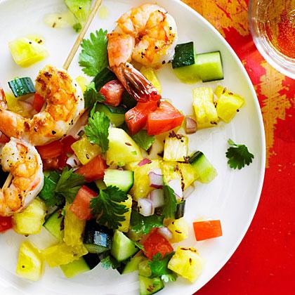 Indian Vegetable and Fruit Salad (Pachadi)