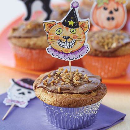 Bewitching CupcakesRecipe
