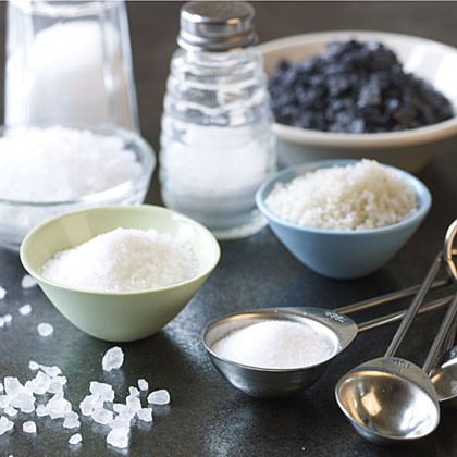 7 Ways to Cook With Salt
