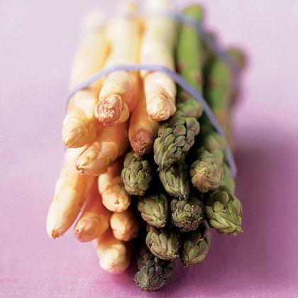 7 Ways With Asparagus