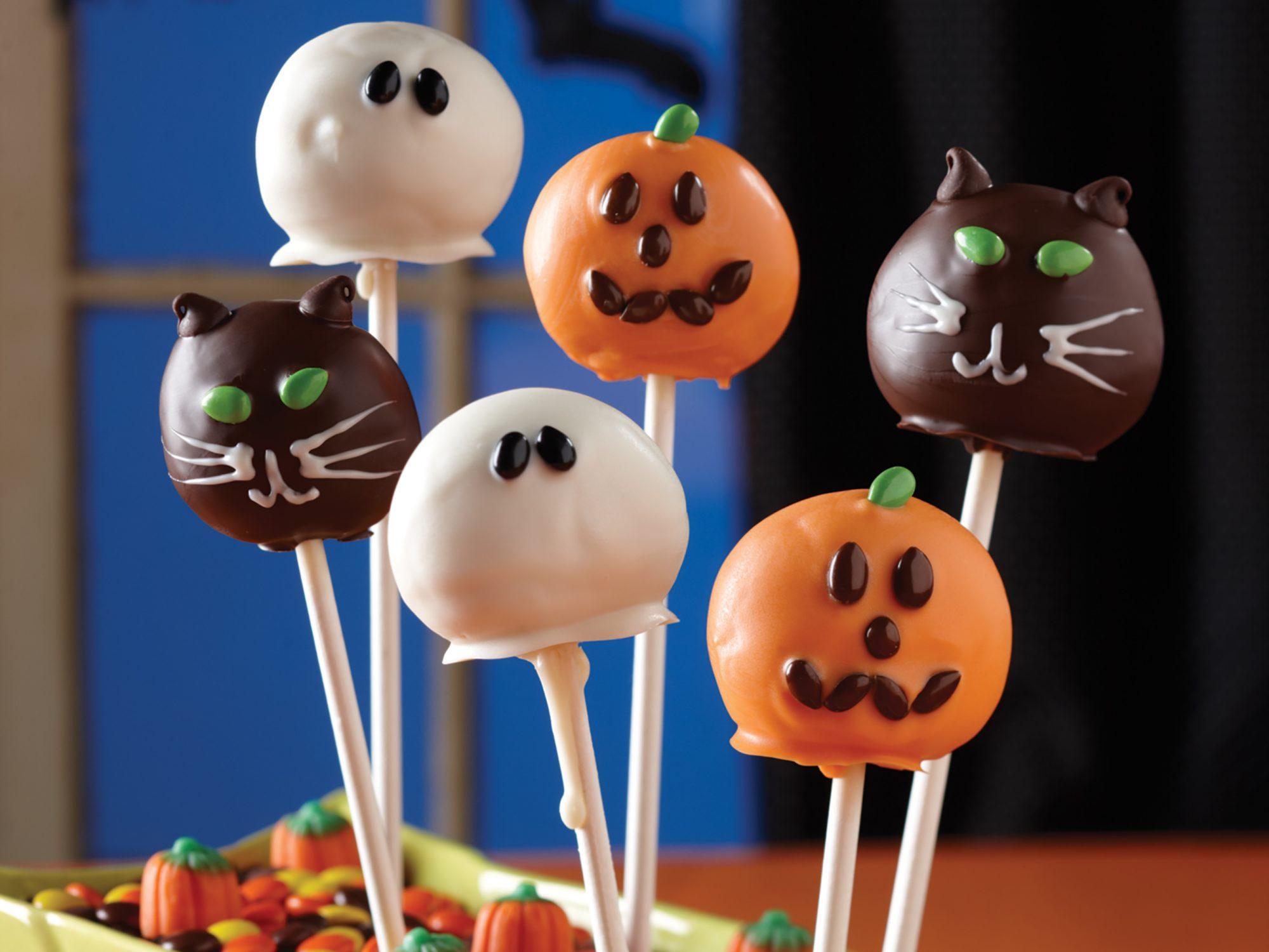 Lookie-Lookie Cookie Pops
