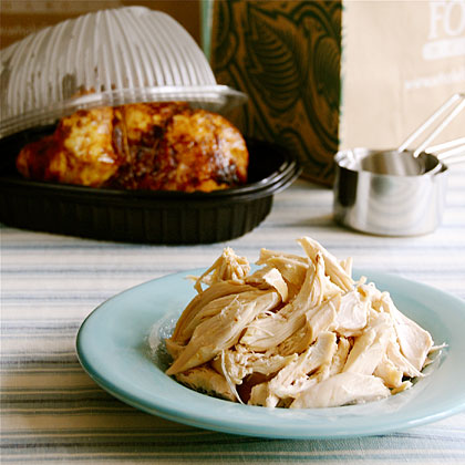 7 Ways With Rotisserie Chicken