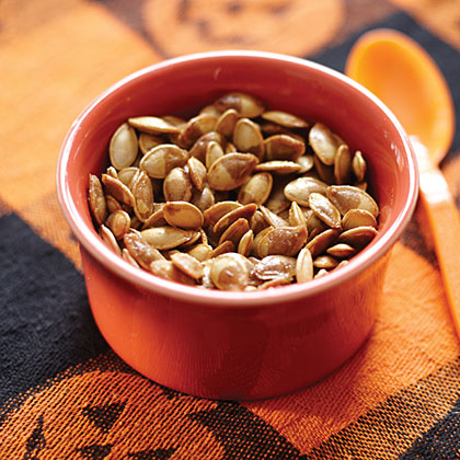 Snackin' Pumpkin Seeds Recipe