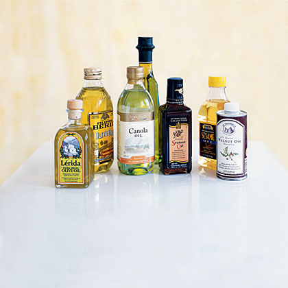 Which oils are healthiest to use for everyday cooking?