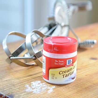 Cream of Tarter