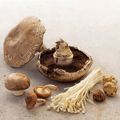 7 Ways With Mushrooms