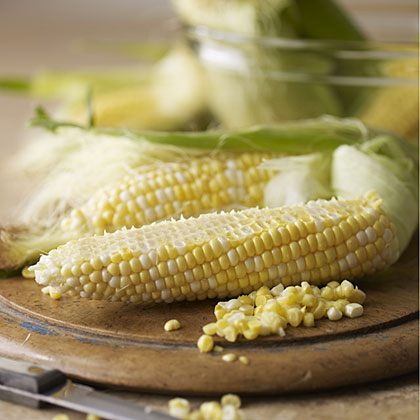 Crazy about Corn