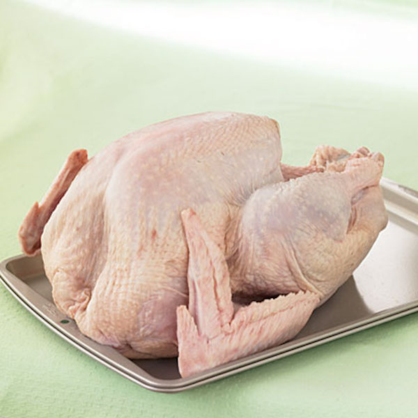 <p>Raw Turkey</p>