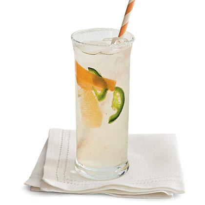 Grapefruit-Tequila FizzRecipe